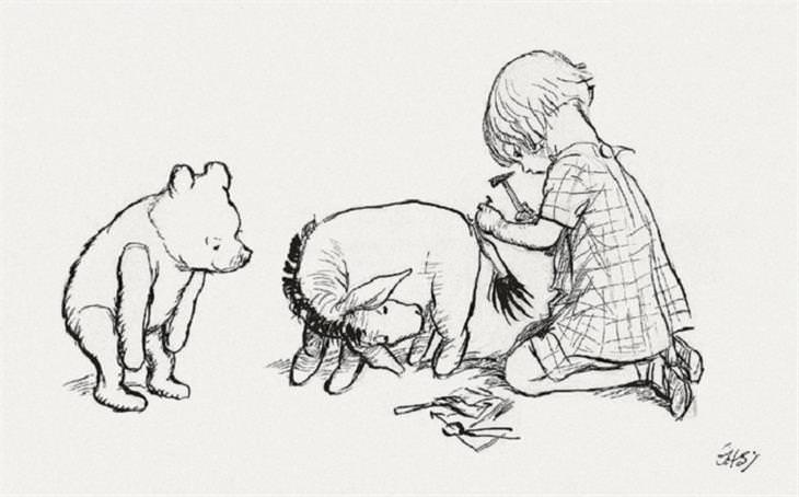 frases de  Winnie-the-Pooh