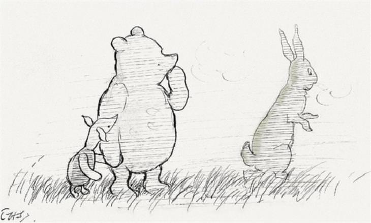 Inspiradoras Palabras De Winnie The Pooh Momentos Dulces