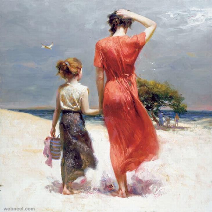 pinturas Pino Daeni