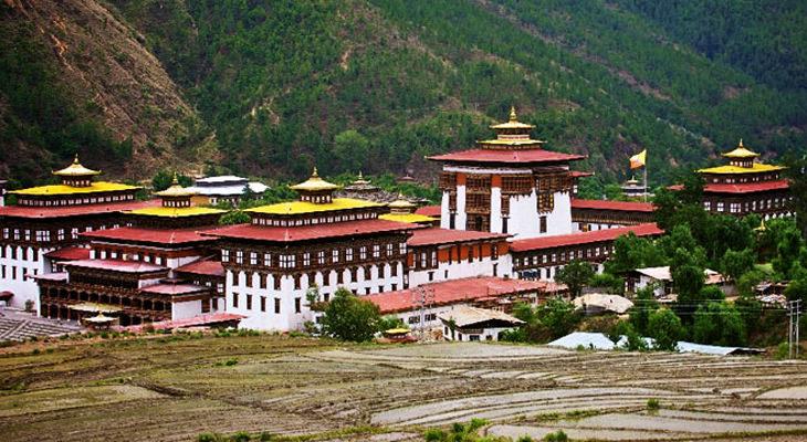 mejores lugares para visitar en Bhutan