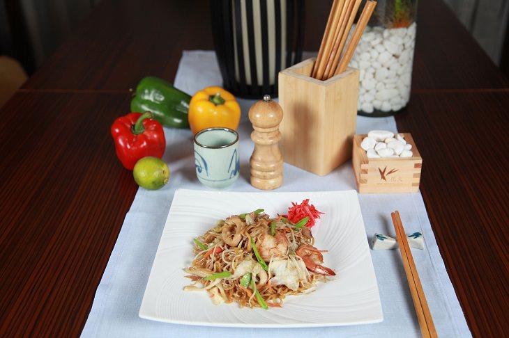 evitar pimienta en restaurantes