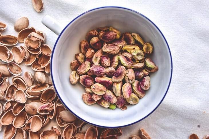 beneficios pistachos