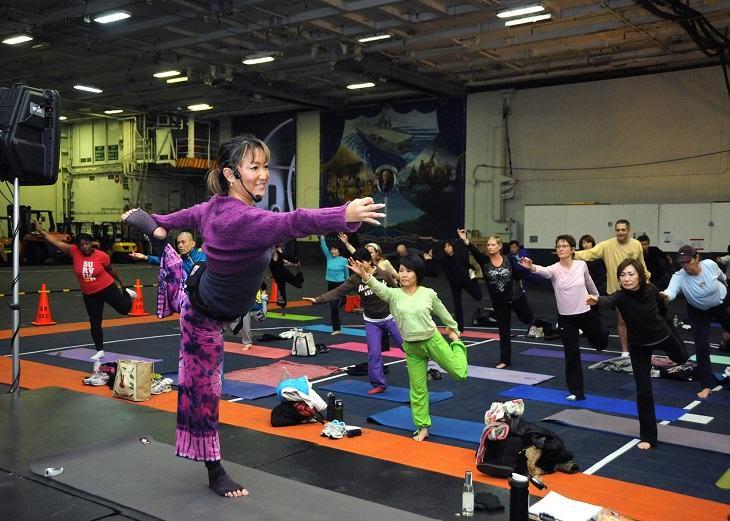 Yoga inspirador