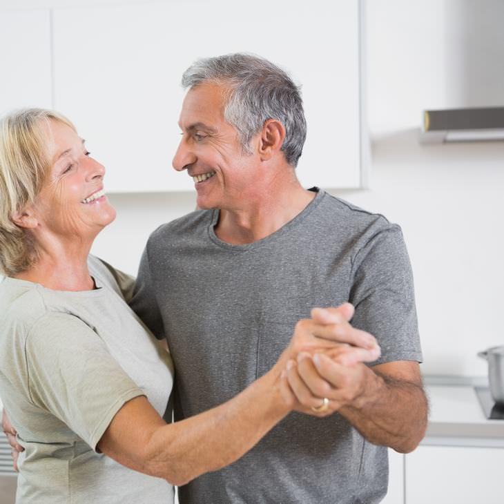 bailar para no envejecer