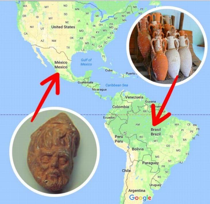 Descubrimientos historia