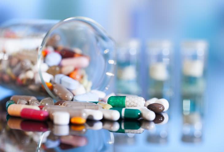 tomar antibióticos