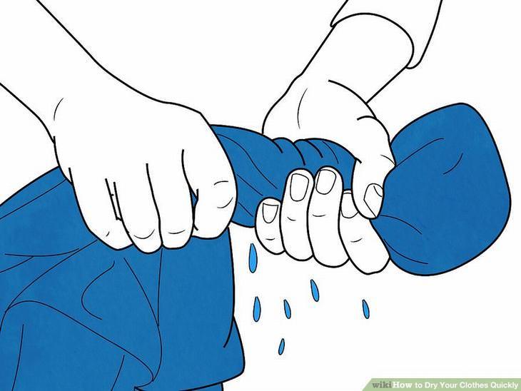 consejos secar ropa de forma rápida