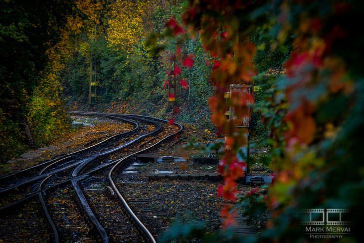 Budapest en otoño