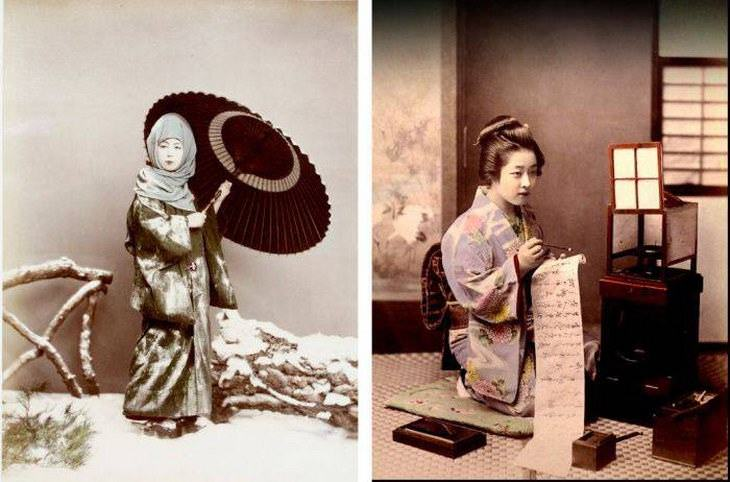 Fotos Japón antiguo