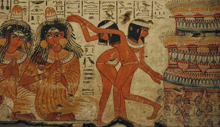 Egipto avances