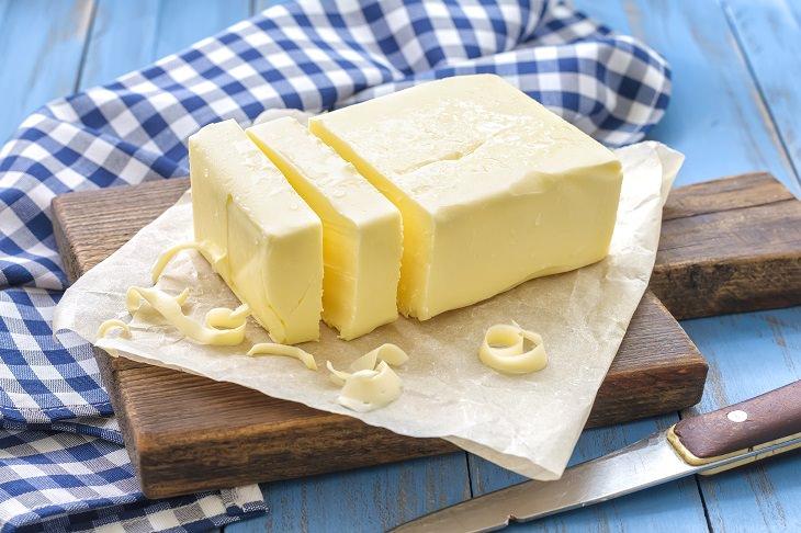 beneficios mantequilla