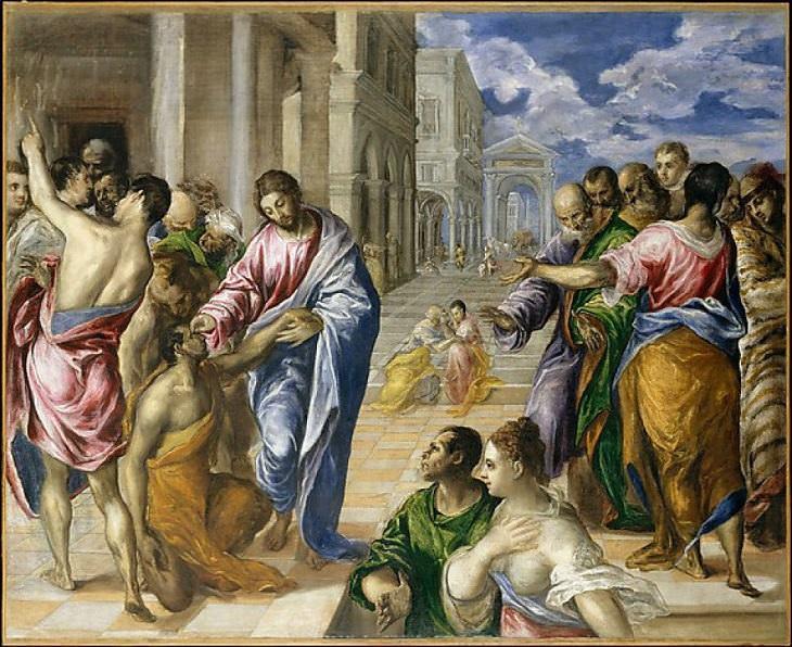 Pinturas El Greco