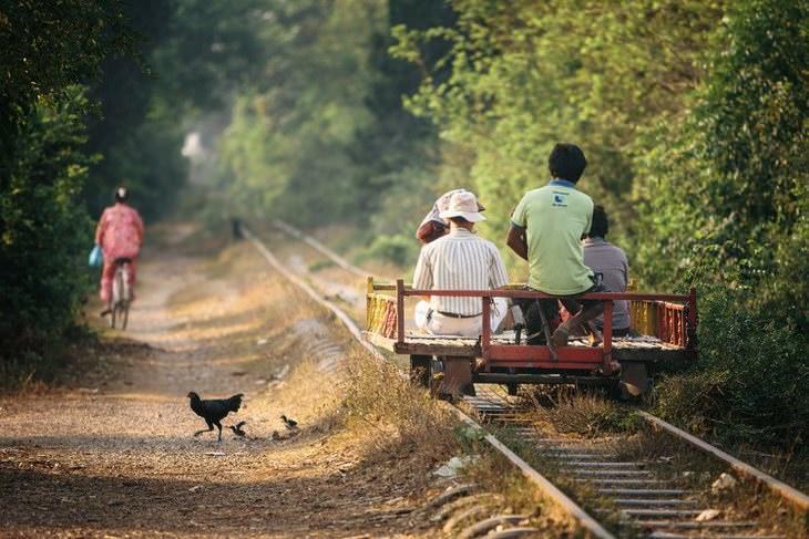 rutas de tren