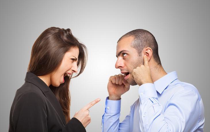 personas agresivas