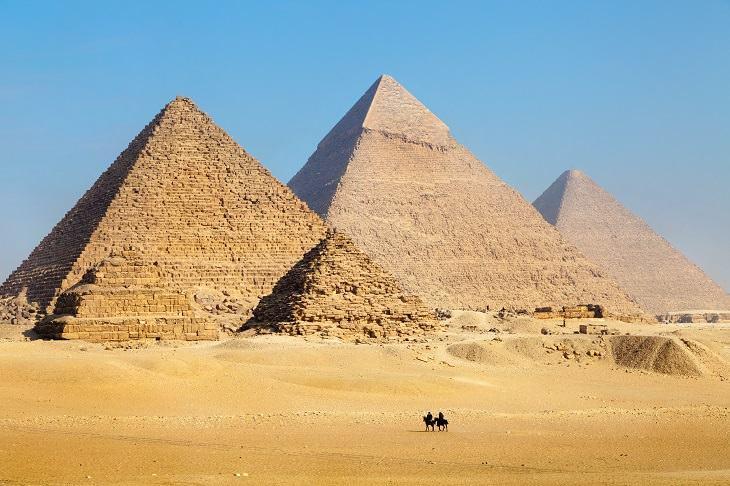 Descubrimiento Egipto