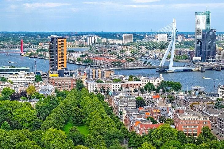 8 días en los Países Bajos
