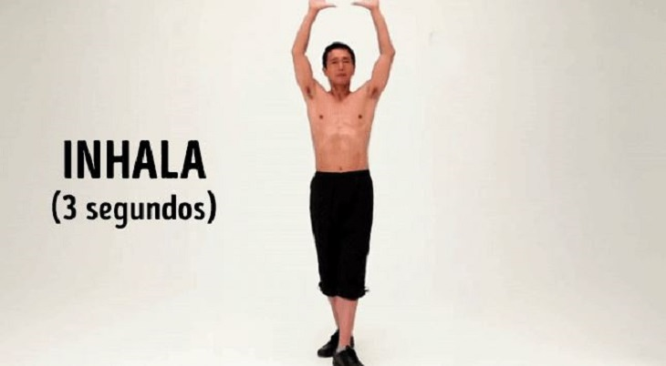 método japones para quemar grasa abdomen