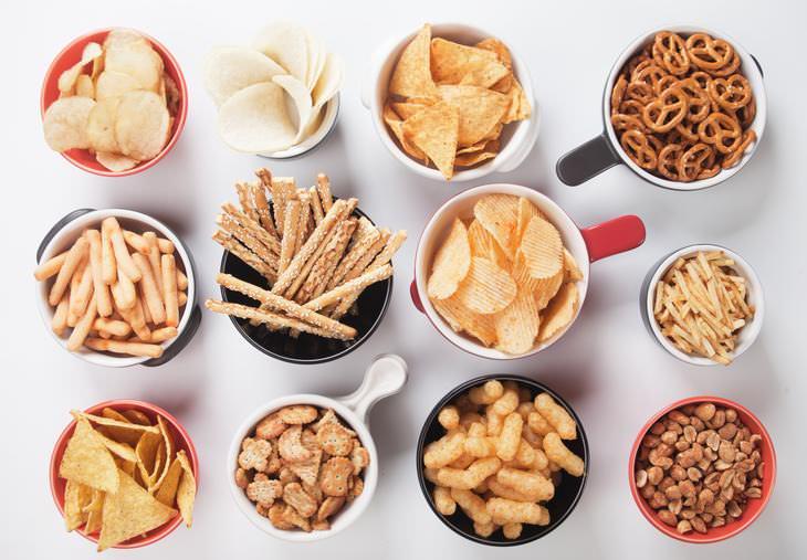 snack habits