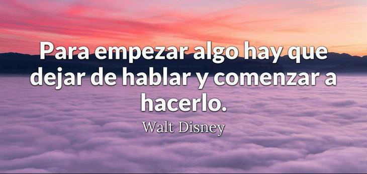 10 Frases Del Inspirador Walt Disney Espiritualidad Todo