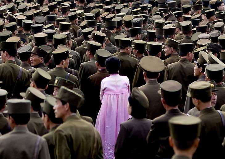 Fotos prohibidas Corea del Norte