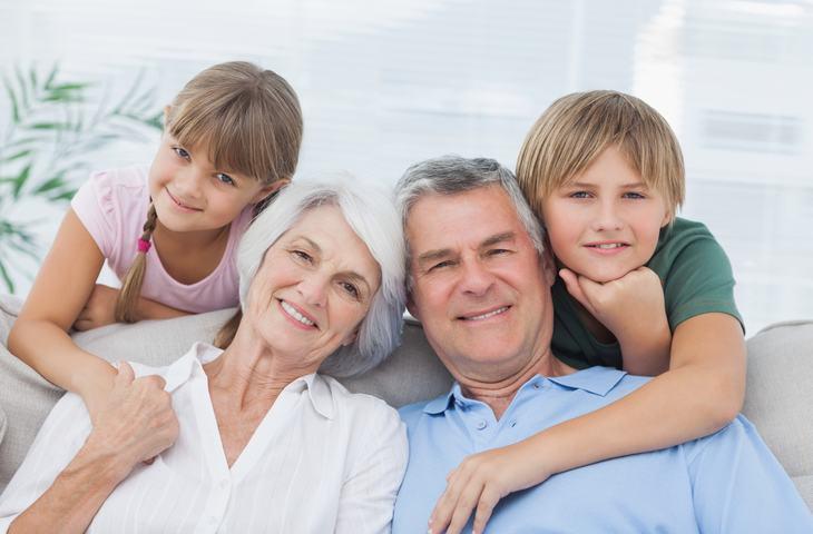 siete frases familia