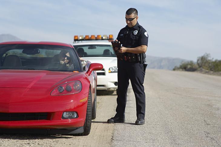 evitar multa exceso de trafico