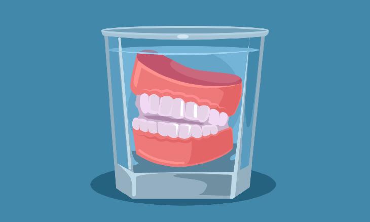 chiste dentadura