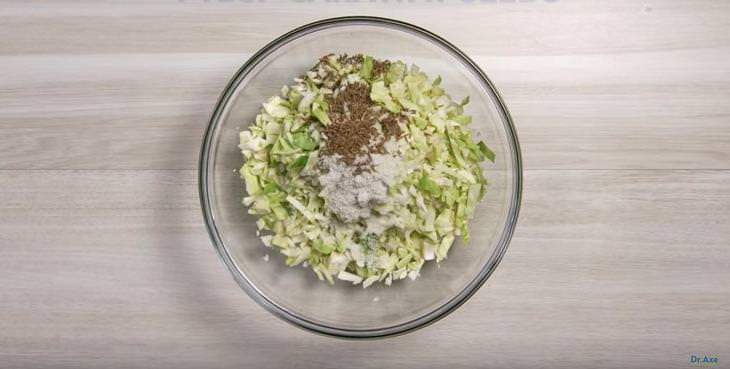 receta chucrut, col fermentada
