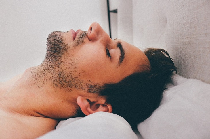 truco militar dormir