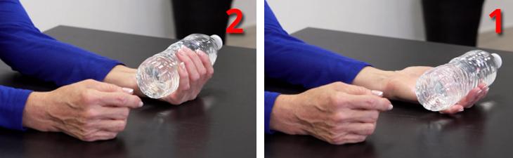 Ejercicios fortalecer manos