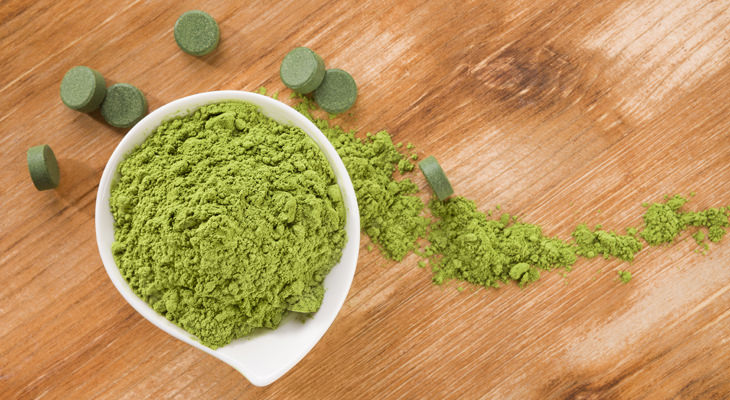 beneficios alga Chlorella Alga