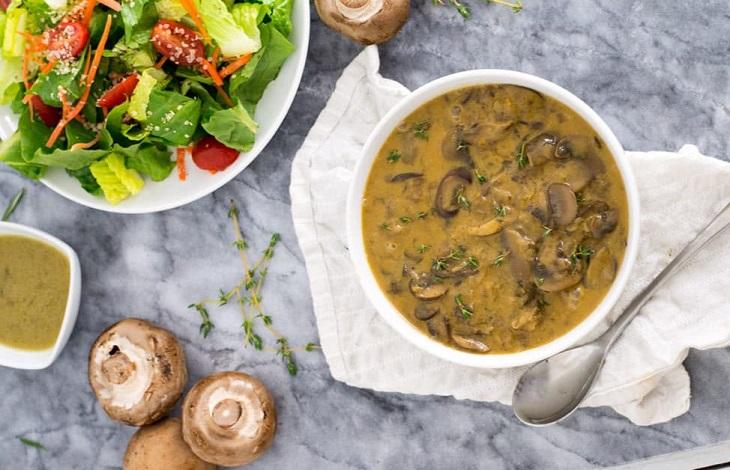Deliciosas Recetas Sopa