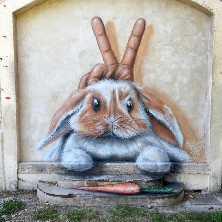 30 obras de arte callejero