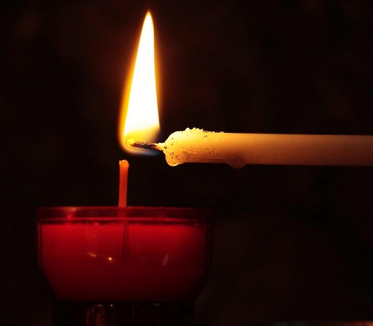11 usos velas de cera