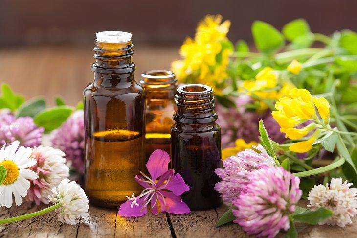 Aceites Esenciales Naturales Dolor