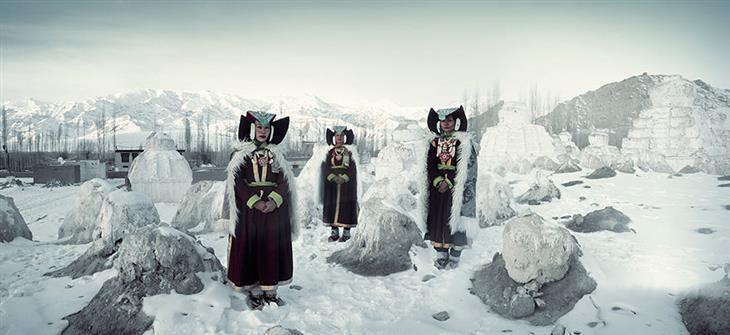Fotos Últimas Tribus Nativas Del Mundo