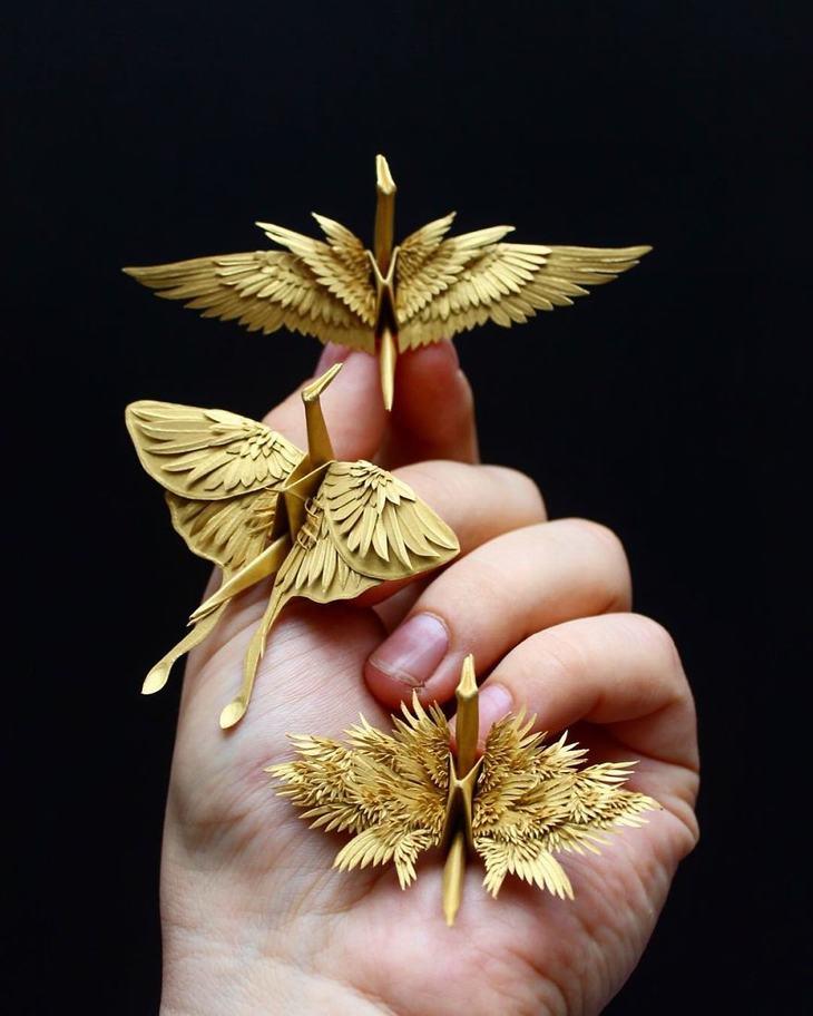 Maravilloso Arte De Origami