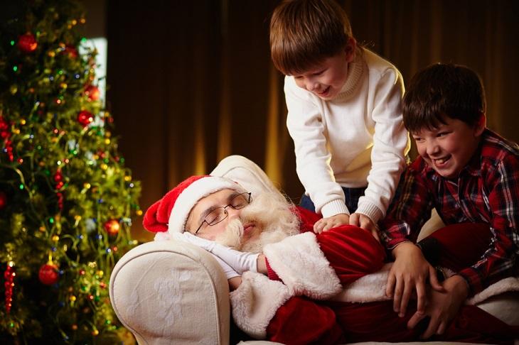 jaimito y la Navidad