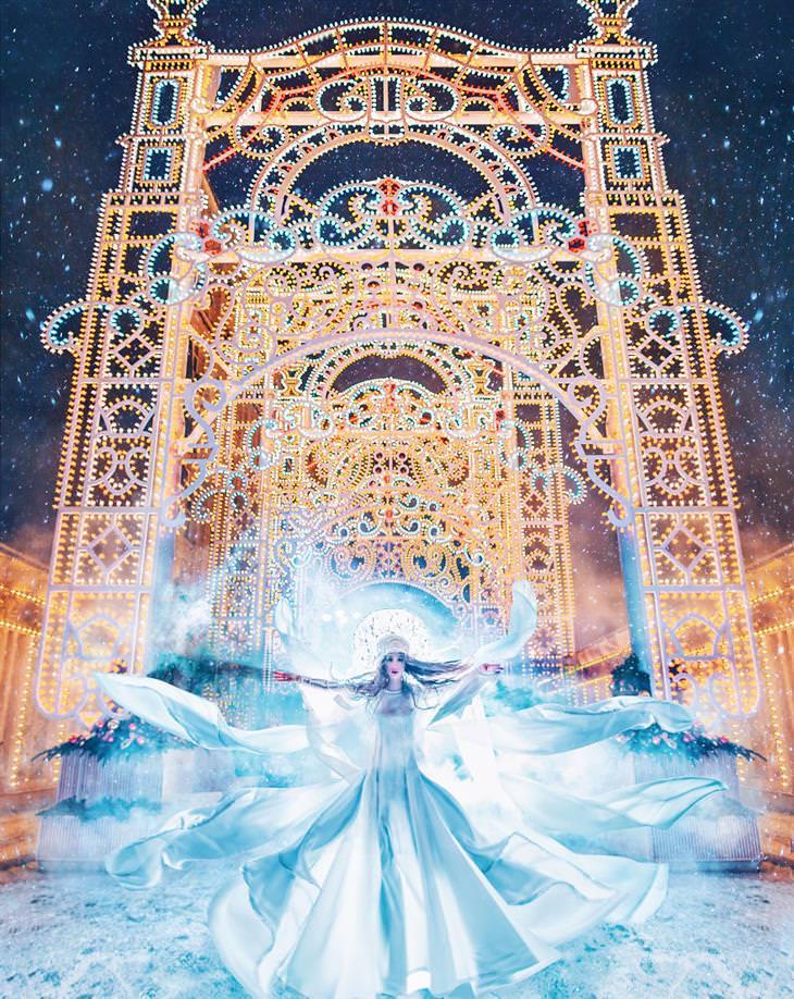 Invierno Moscú