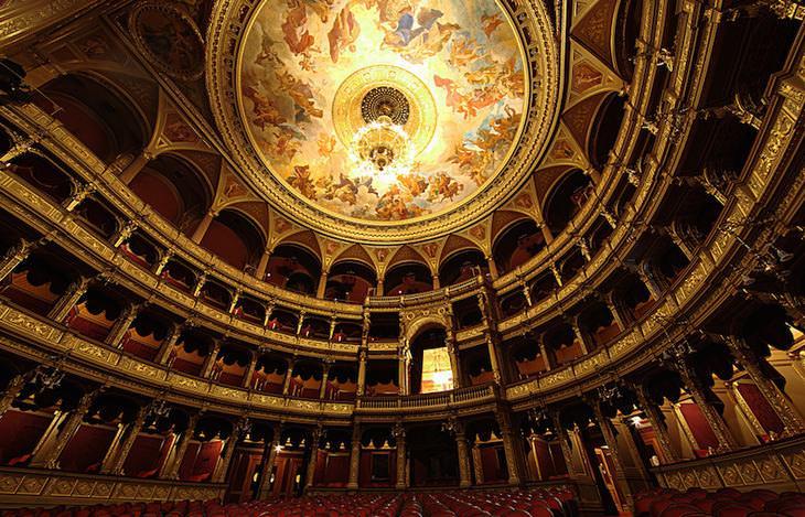 teatros y óperas