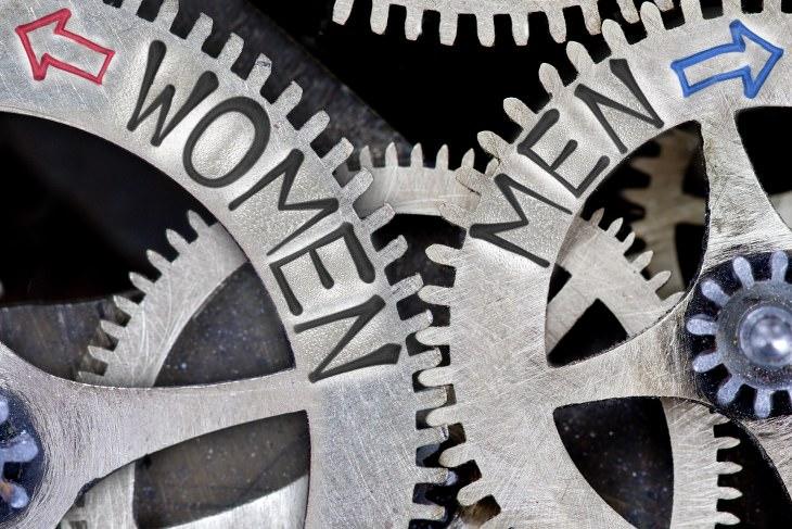 mujeres más sensibles