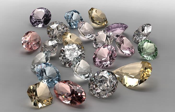 diferencias entre diamantes