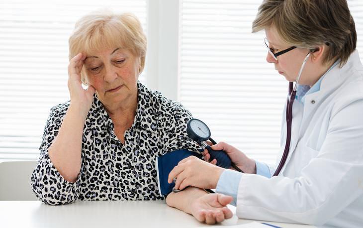 Temblores corporales presión arterial