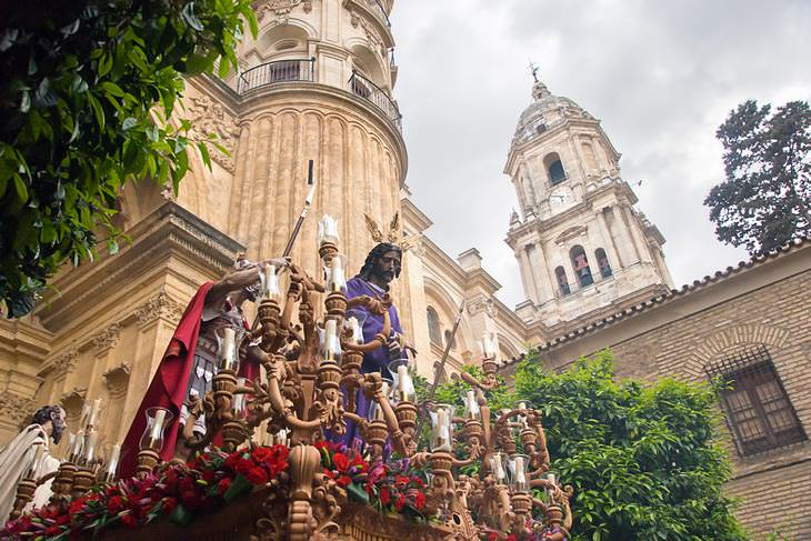 Semana Santa Latinoamérica