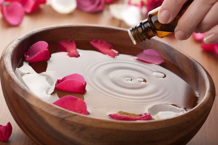 beneficios aceite de rosas
