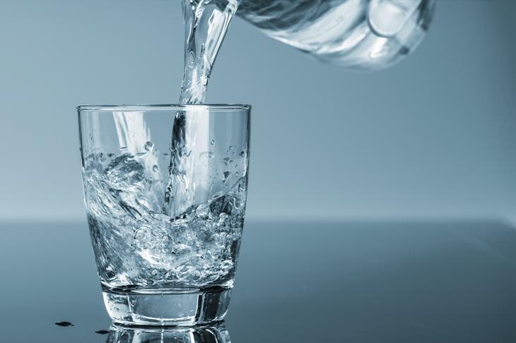 agua reposada