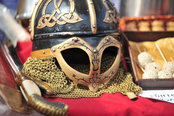 cosas de los vikingos