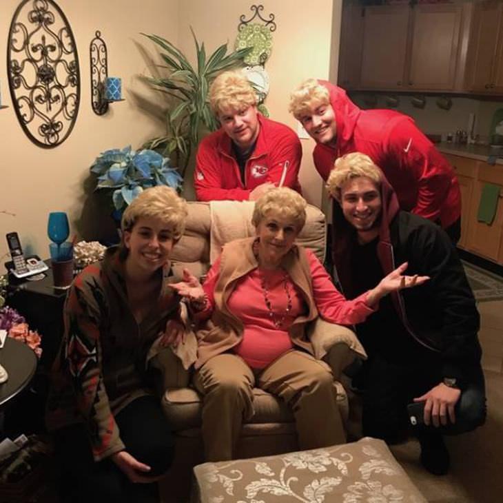 abuelos geniales