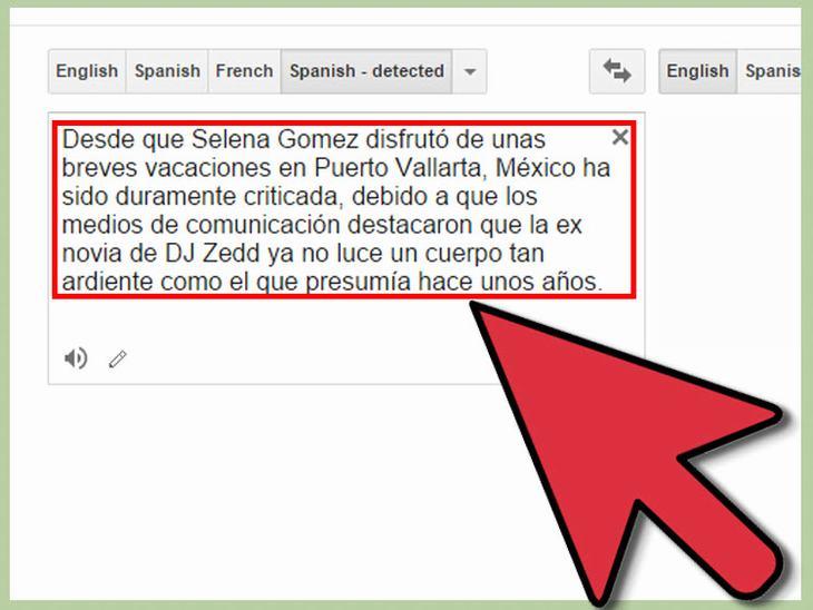 Guía: Traductor de Google | Informática