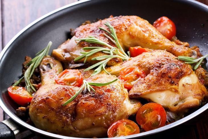 errores al cocinar un pollo